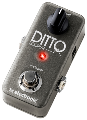 TC Electronics offers Ditto Looper.