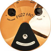 Dunlop Bonamassa Fuzz Face