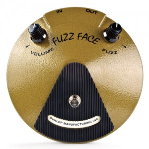 Dunlop offers Eric Johnson signature Fuzz Face