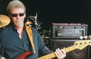 "Donald ""Duck"" Dunn passes."