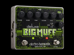 E-H Offers Deluxe Bass Big Muff Pi.