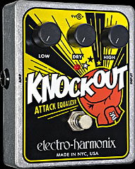 E-H reissues Knockout Attack EQ box.