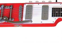 Eastwood La Baye 2x4 Devo Signature Model
