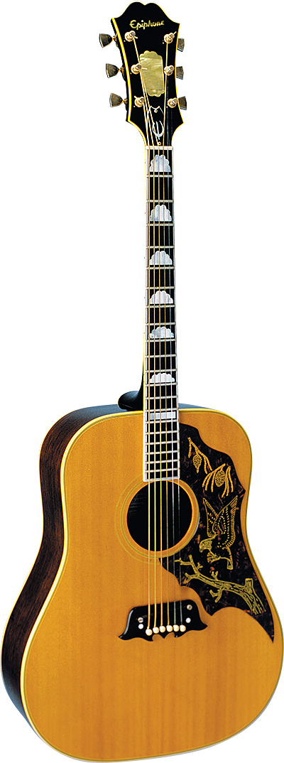 The Epiphone Excellente Vintage Guitar 174 Magazine