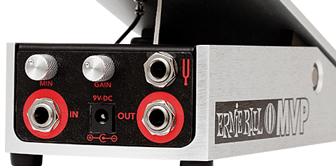 Ernie Ball's MVP Volume/Gain Expression Pedal
