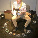 Jan-Jaap Tanis of Electro-Harmonix demos the new Lumberjack. Satisfaction, and the EHX Tortion.