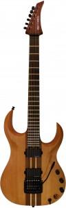 Esoterik Guitars Unveils DR3