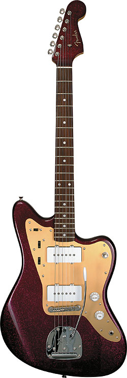 Fender J Mascis Jazzmaster