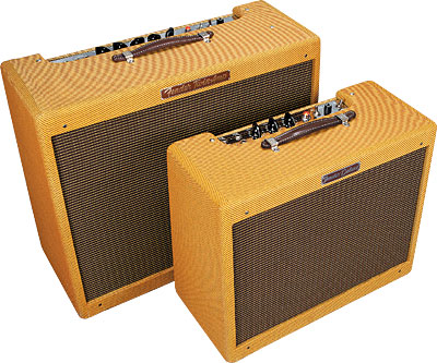 Fender Tweed Amp >> Fender Twin Deluxe Vintage Guitar Magazine