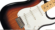 Fender's 50th Anniversary Strat