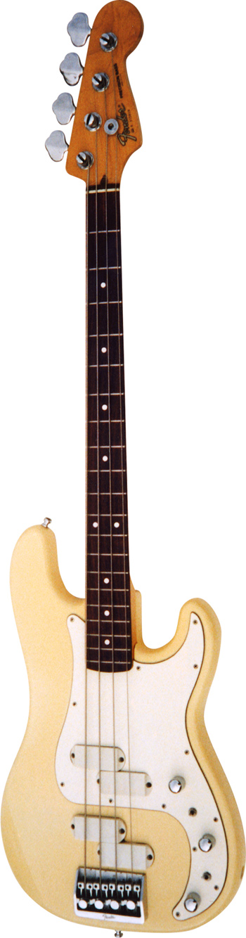 1983 Fender Precision Bass Elite II .