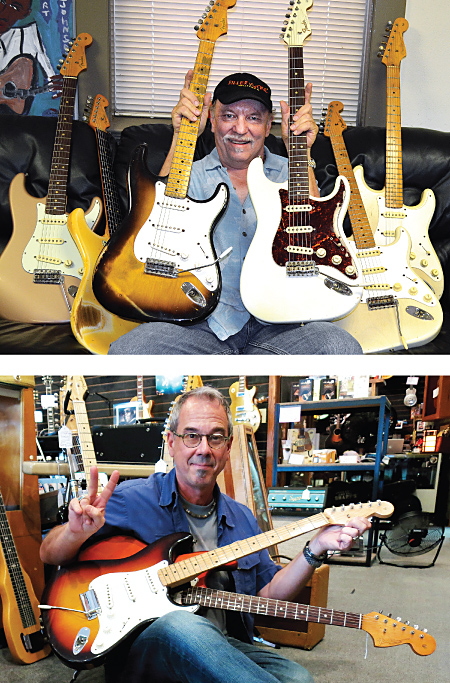 Perfect Curves Fender's Stratocaster Turns 60