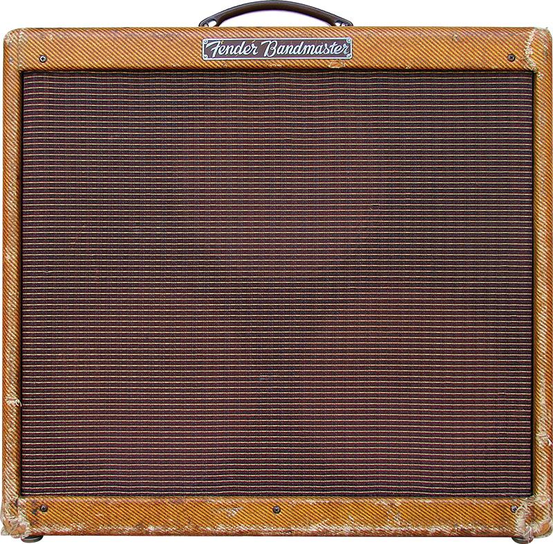 Fender's 5E7 Bandmaster | Vintage Guitar® magazine on