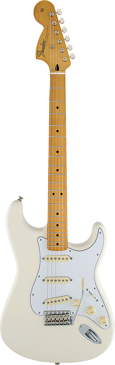 Jimi hendrix vintage guitar