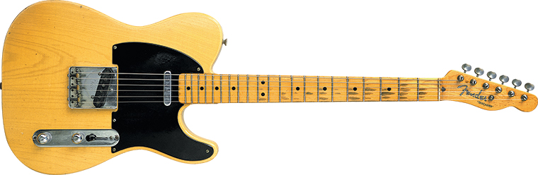 Fender's 1951-'54 Telecaster | Vintage Guitar® magazine