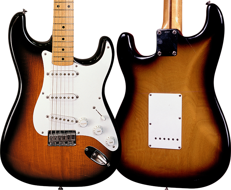 The Fender Stratocaster | Vintage Guitar® magazine