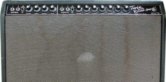1963 Fender Twin Reverb Prototype