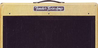 "Fender ""Wide-Panel"" Twin"