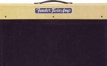 "Fender ""Wide-Panel"" Twin"