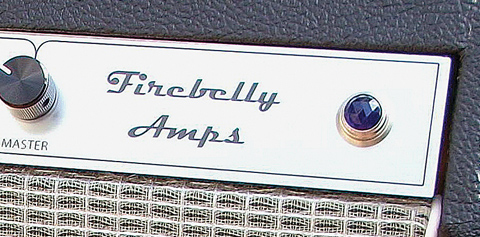 FireBelly Amplifiers' Tweed 1955SE, PR3512SE