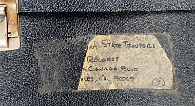 Furry Lewis' 1968 Gibson B-25N