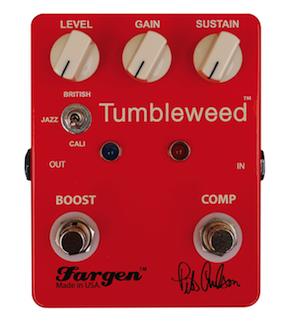 Fargen Tumbleweed-Pete Anderson