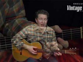 Tom Feldmann, R.L. Burnside, Poor Black Mattie, acoustic Lesson
