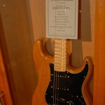 Fender &#039;60s Mahogany Stratocaster