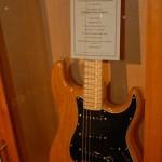 Fender '60s Mahogany Stratocaster