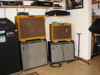 Fender Amps