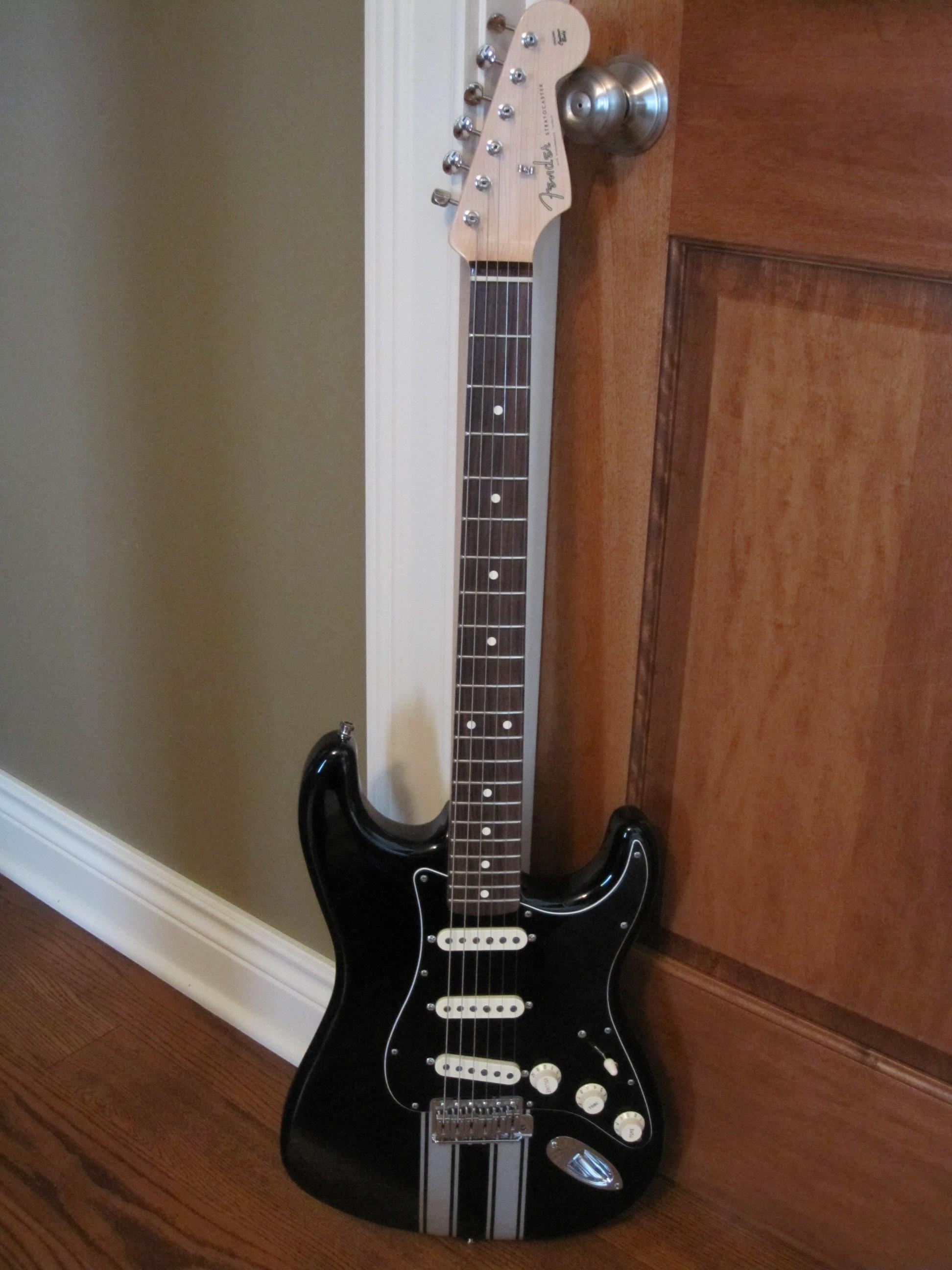 Fender KSW Strat