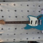 Fender Mustang