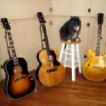 Four Gibsons