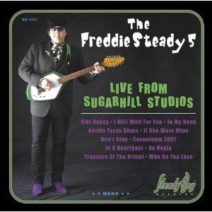 Freddie Steady 5