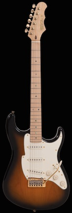 Fret-King introduces FKV6JV 