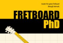 Fretboard PhD cover