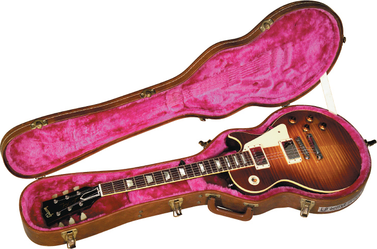 Guitar Trader Les Paul