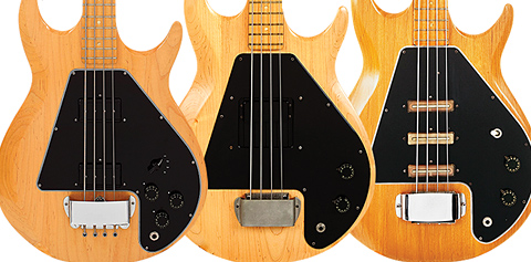 Gibson Basses in The '70s