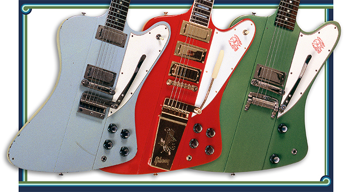 Gibson Custom Colors in the 1960s | Vintage Guitar® magazine