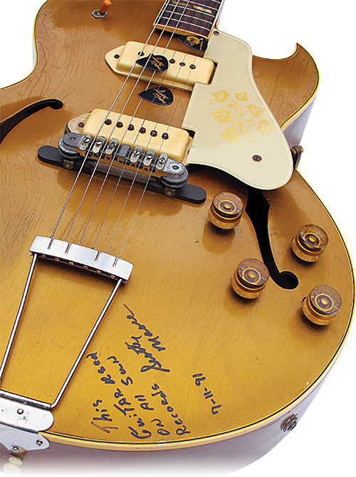 Scotty Moore's Gibson ES-295