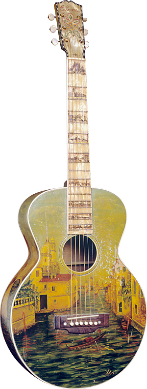 "Late 1920s Gibson L-1 ""Florentine"""