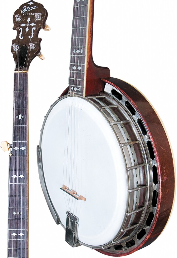 dating vintage gibson banjos