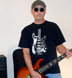 Shawn Moore was the lucky winner of a PRS S2 Custom 24 and 2 Channel Custom 20 amp valued at $2,998