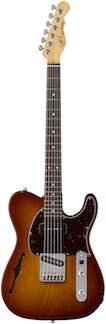 G&L ASAT Classic Bluesboy 90 Semi-Hollow