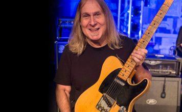 Greg Martin's '53 Fender Telecaster!