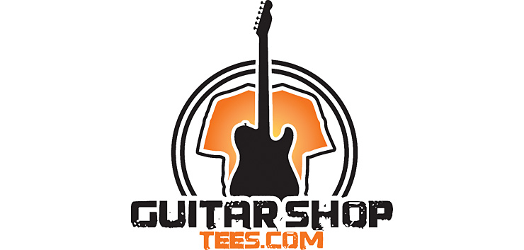 Vintage Guitar magazine Newsletter Giveaway GuitarshopTees.com