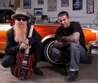 Billy Gibbons Discovery Channel