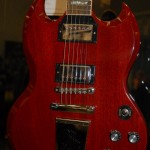 Gibson Derek Trucks signature SG