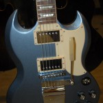 Gibson Jeff Tweedy signature SG