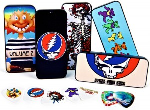 Grateful Dead PickTins